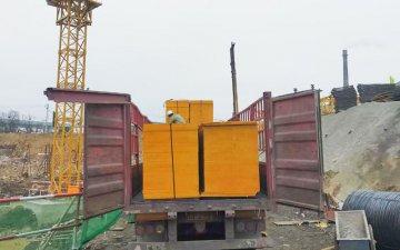 安徽鲁工重点工程项目评价灰狼建筑模板