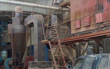 建筑模板生产设备-锅炉
