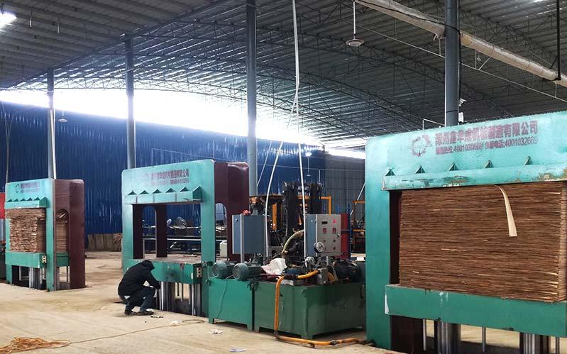 模板厂冷压设备-冷压机