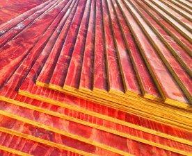 建筑松桉木模板-性能超强