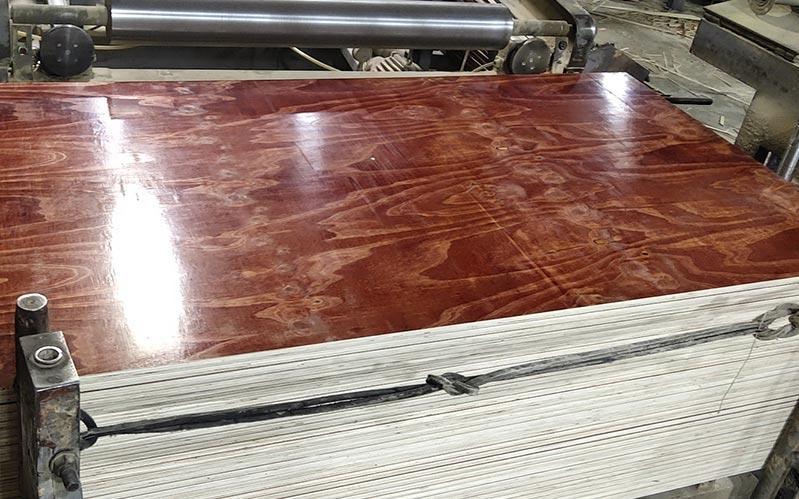 贵港模板厂生产建筑模板