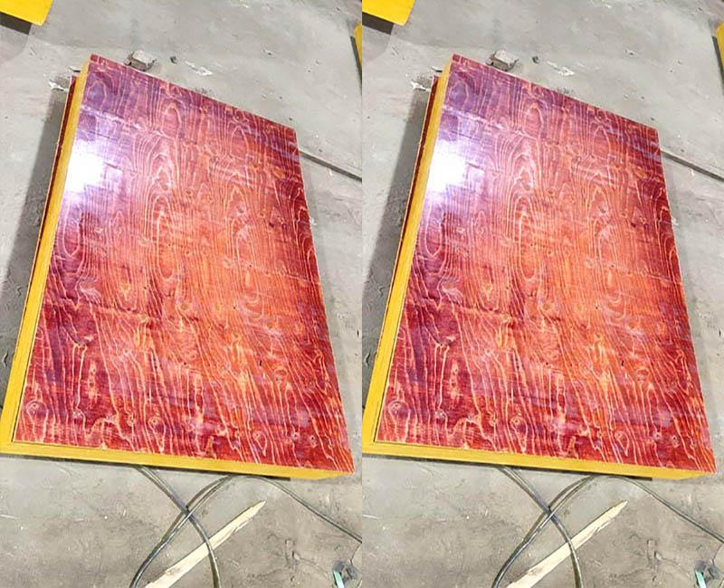 贵港市灰狼木业生产的桉木建筑模板