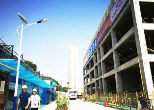 中国铁建厦门社区项目使用灰狼建筑模板