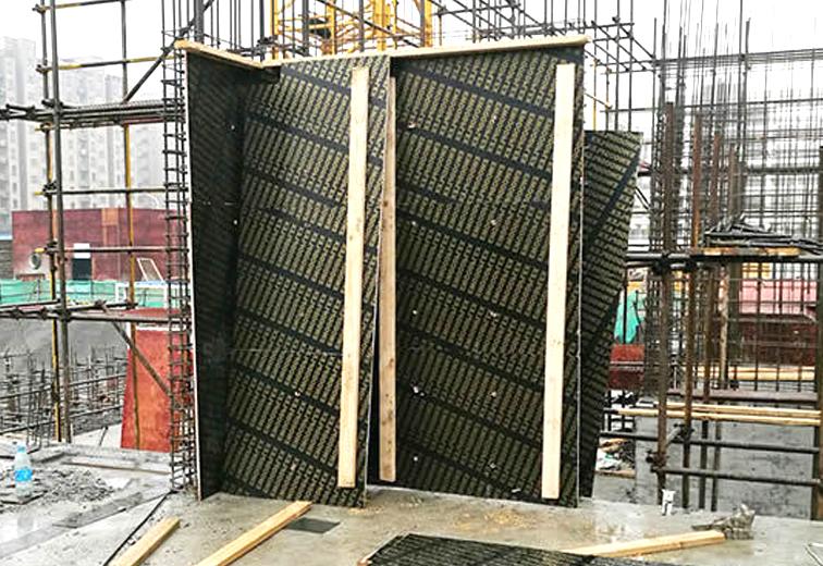 工程常用建筑木模板